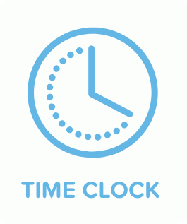 time-clock Icon