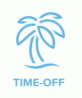 time-off Icon
